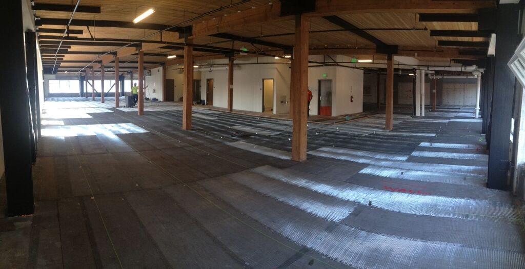 Floor Leveling Janes Gypsum Floors