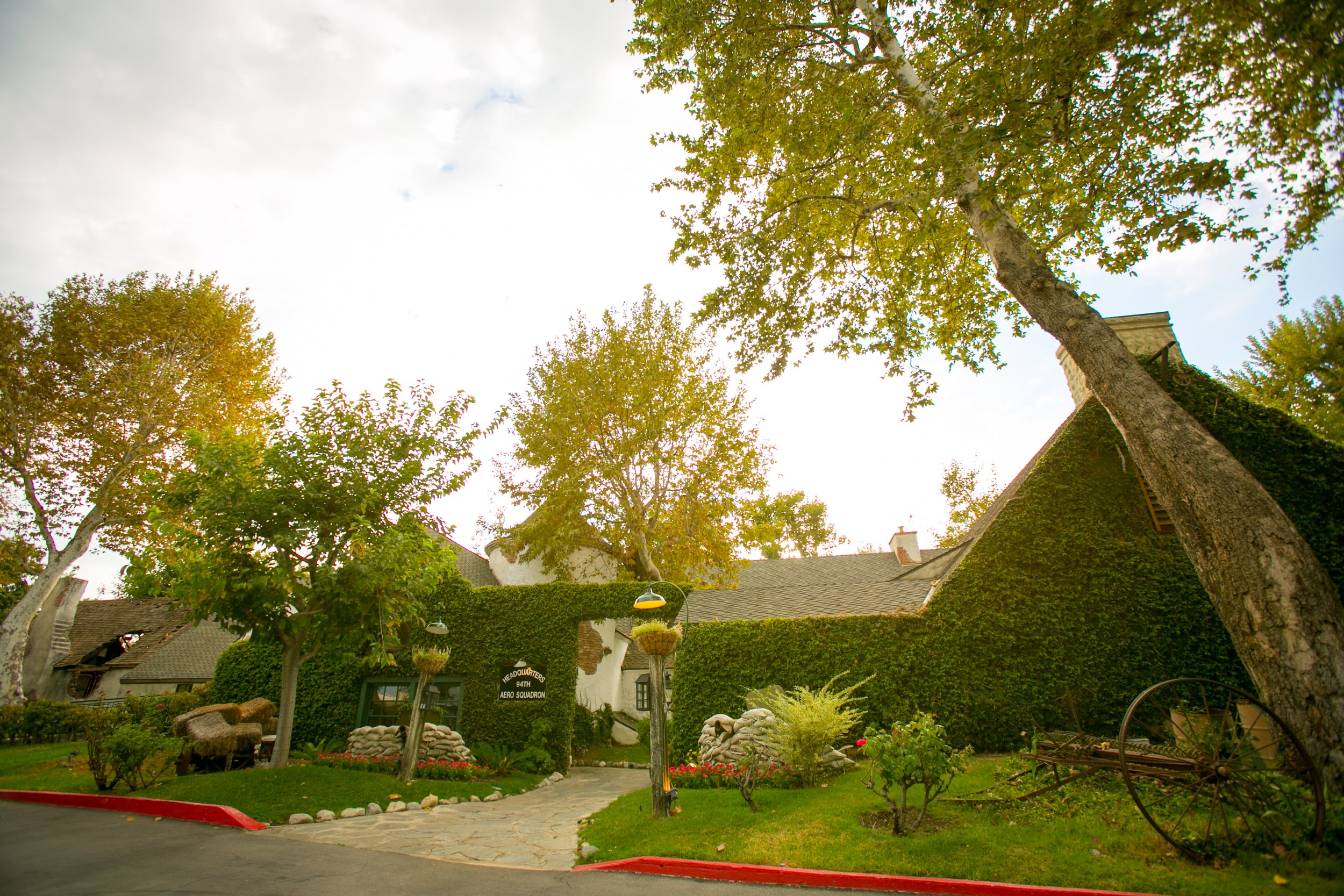 94th Aero Squadron Restaurant
