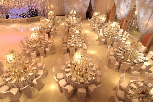 Creating A Functional Wedding Reception Floor Plan
